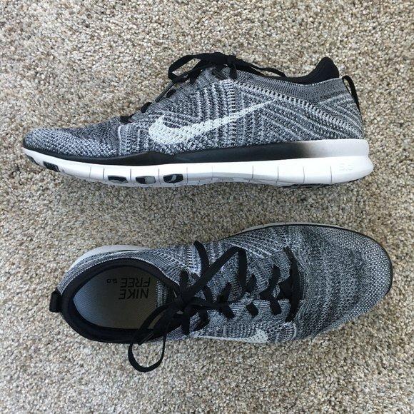 Valiente color Queja  Nike Shoes | Nike Free 5 Womens Knit Sneaker | Poshmark